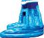 SLIDE W/O - 18 Ft Tidal Wave Water Slide