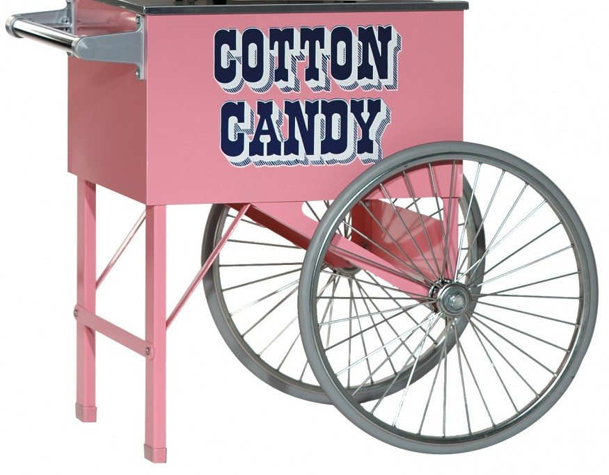 CON - Cotton Candy Cart #01
