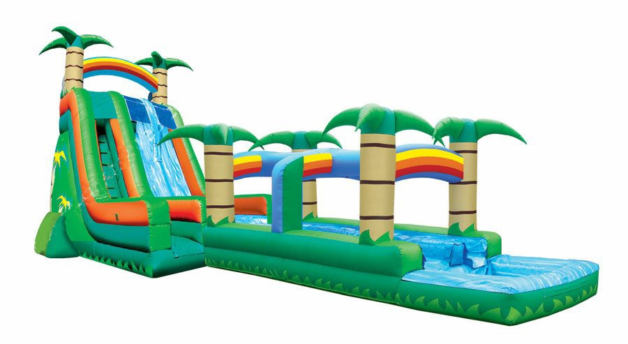 SLIDE - 27' Amazon Slip n Slide