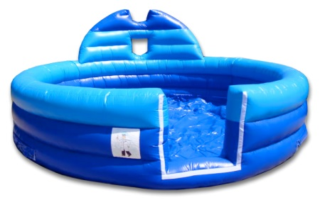 INT - Foam Pit Inflatable