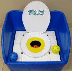 GAME - Bin - Potty Toss #1
