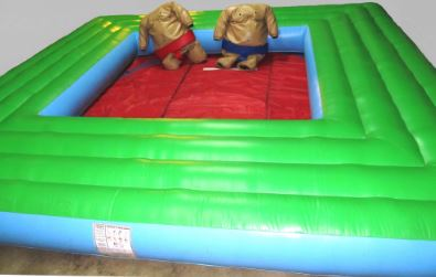INT - 1ON1 - Sumo Suit Ring Inflate
