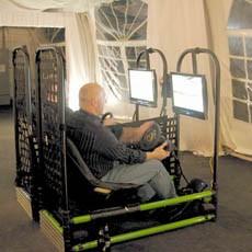 ARC - NASCAR Driver Virtual Reality
