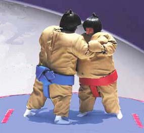 INT - 1ON1 - Sumo Suits # 01
