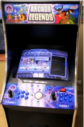 ARC - Video Game Arcade Legends #01