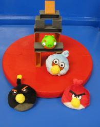 GAME - Bin - Angry Bird Toss #01