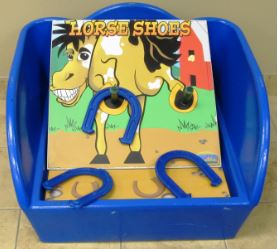 GAME - Bin - Horse Shoes