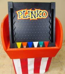 GAME - Bin - Plinko
