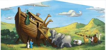 Banner - Noah's Ark #01