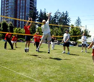 PICNIC - Volleyball Set