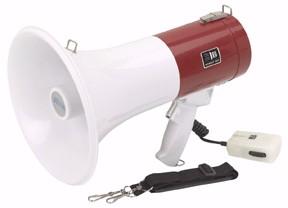 AV - Megaphone #01 - with siren