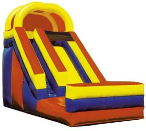 SLIDE - 18 Ft Giant Slide #01