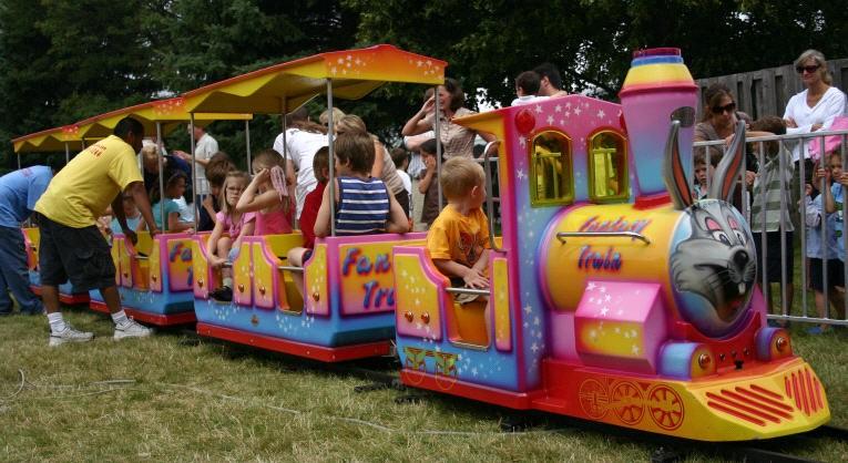 CAR - Celebration Train