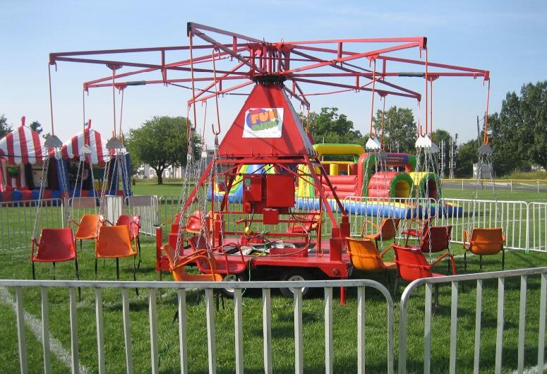 CAR - Chair Swings