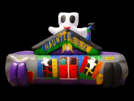INT - Haunted Fun House