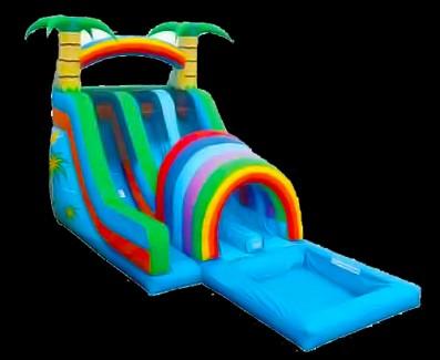 SLIDE - Paradise Plunge Slide