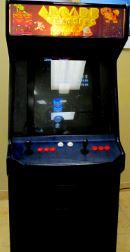 ARC - Video Game Classic Arcade #01