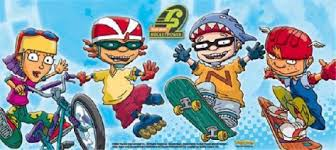 Banner - Rocket Power #01