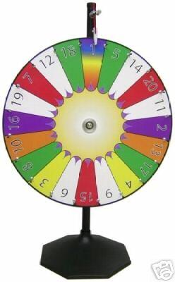 PRIZE - Prize Wheel Colors #01