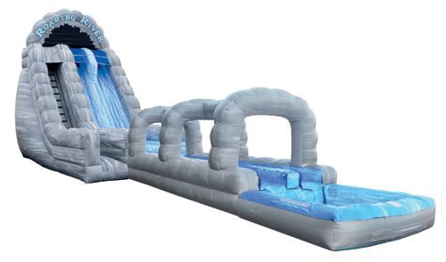 SLIDE W/O - 22 Ft Roaring River Slide +