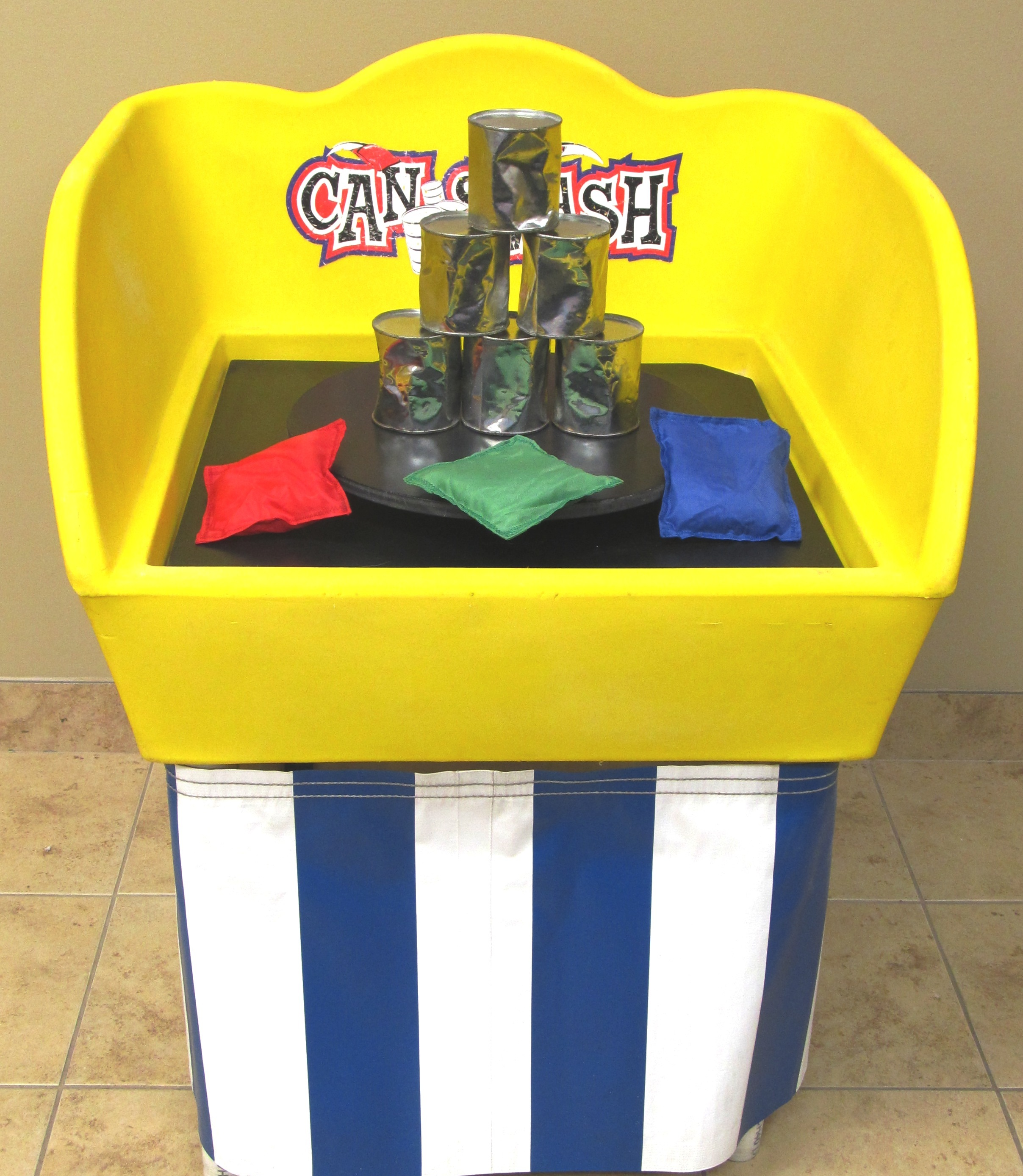 GAME - Bin - Can Smash #02