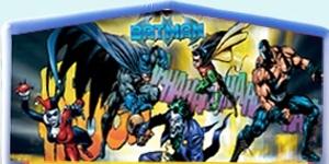 Banner - Batman & Robin #01