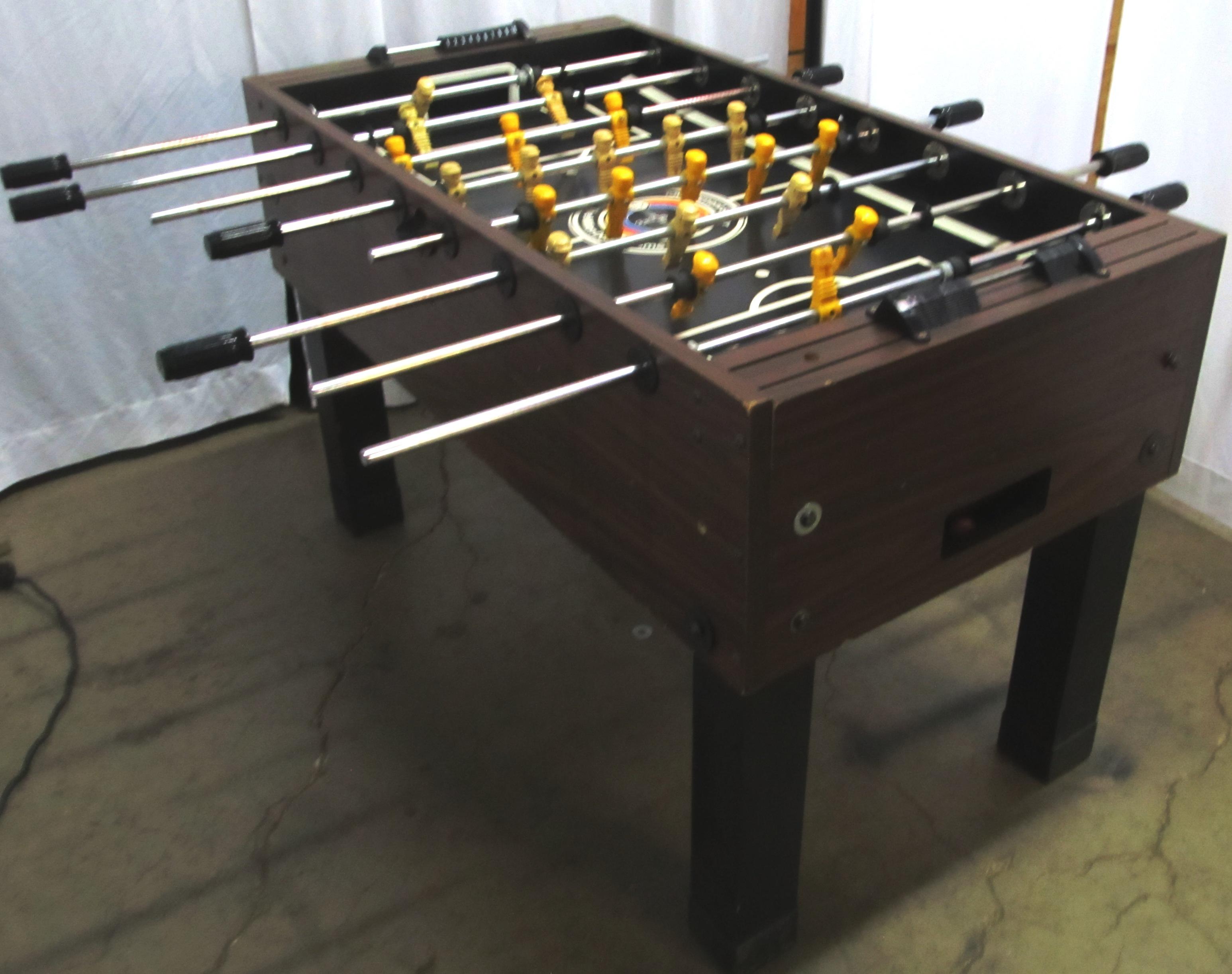 ARC - Foosball Table #03