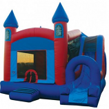 JUM - W/D - Castle Jump And Slide #01