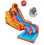 SLIDE W/O - 20 Ft Fire N Ice