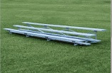 TA - Bleachers Aluminum Tip & Roll 15' Long