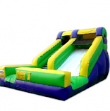 SLIDE W/O - 12 Ft Splash Down
