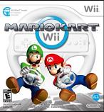 AV - Wii Game - Mario Kart #01