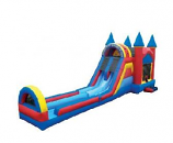 JUM - W/D - Castle Double Slide Landing Add On #1 +