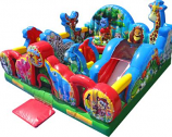 JUM - CHILD - Safari Kingdom Playground+
