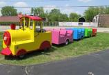 CAR - Trackless Train #01 +