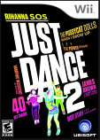 AV - Wii Game - Just Dance 2