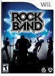 AV - Wii Game - Rockband