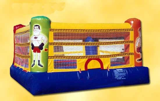 INT - 1ON1 - Boxing/Kids Gym #01+
