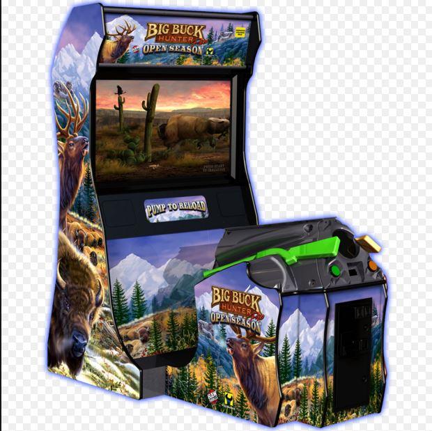ARC - Video Game Big Buck Hunter