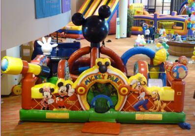 JUM - CHILD - Mickey Playground #01