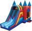JUM - W/D - Castle Double Slide #01 +