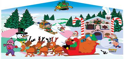Banner - Christmas