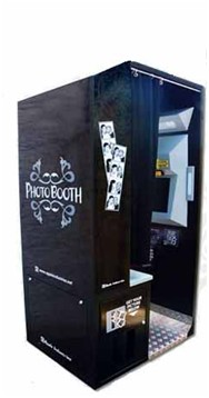 AV - Photo Booth Black #01