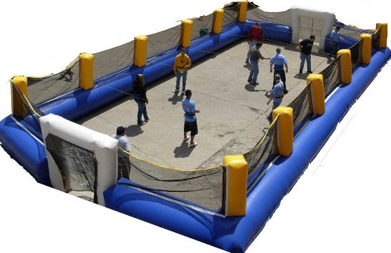 INT - 1ON1 - Human Foosball