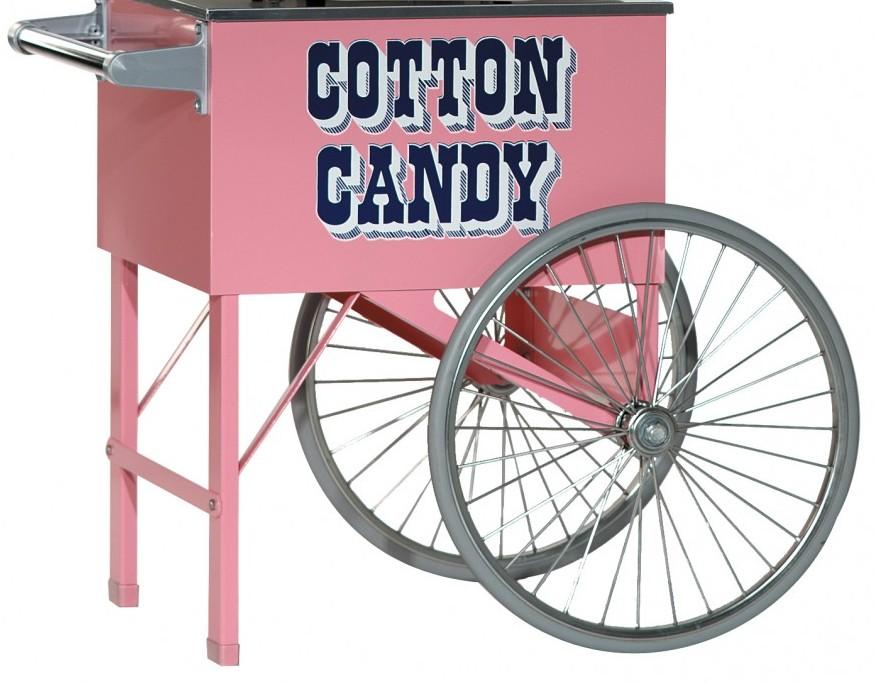 CON - Cotton Candy Cart #01