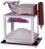CON - Snow Cone Machine #01