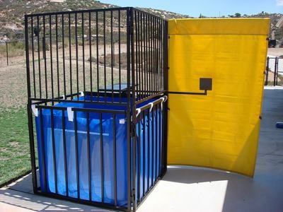 DUNK - Dunk Tank Traditional Blu #4