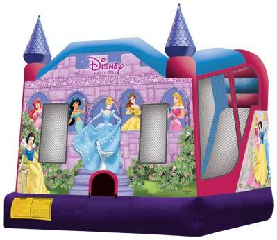 JUM - 4N1 - Princess Slide Combo