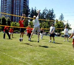 PICNIC - Volleyball Set #02