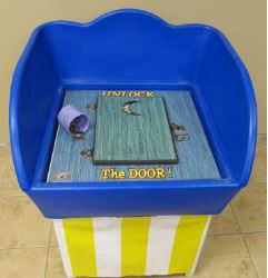 GAME - Bin - Unlock The Door